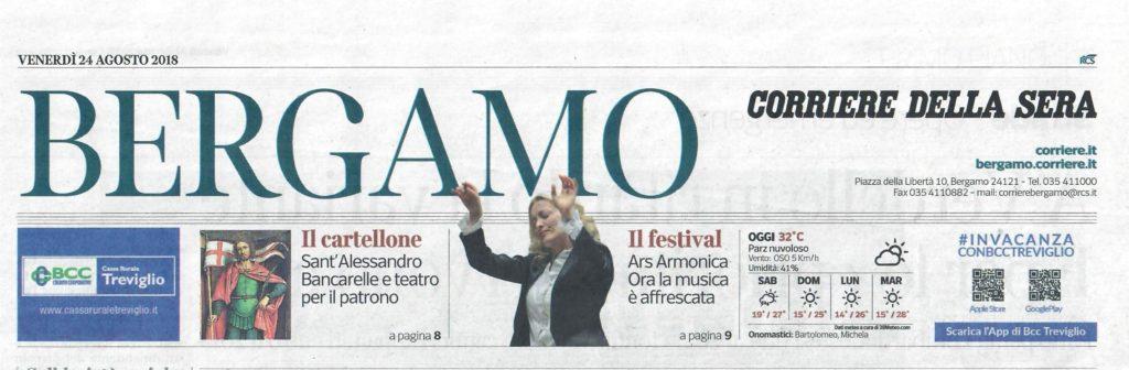 Articolo Cop Corriere Inaugurazione Borghi 2018