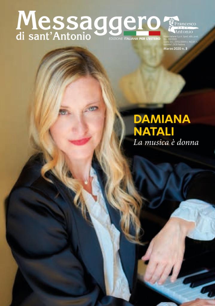 Il Messaggero di Sant'Antonio . edizione per italiani all'estero - Marzo 2020