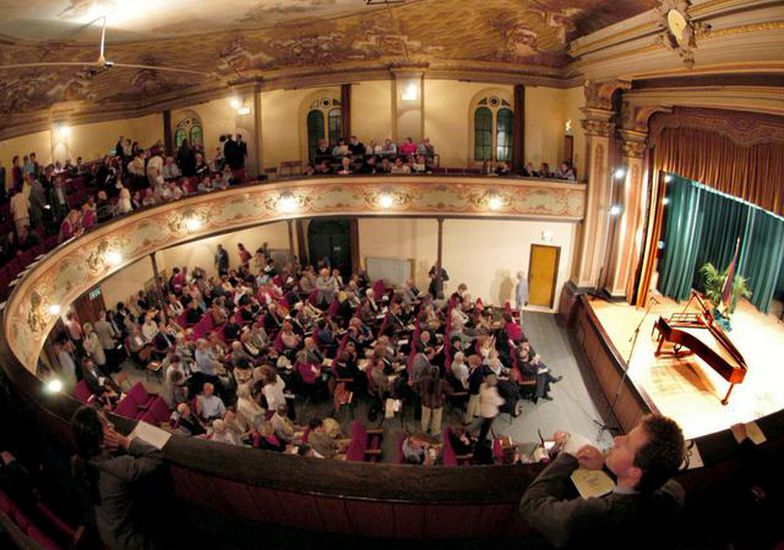 Inaugurazione Teatro Greppi Bergamo